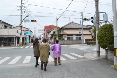 八女福島の町歩き