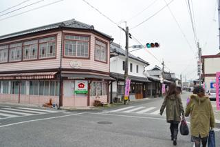 八女福島の街歩き