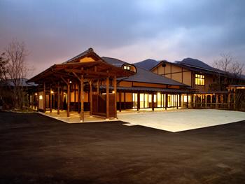 池の山荘・星の温泉館「きらら」