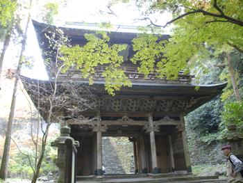 清水寺楼門