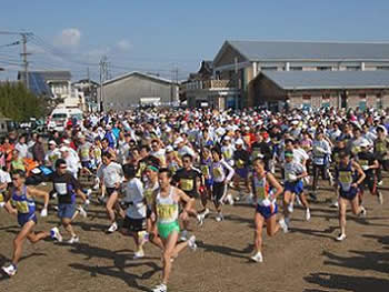 清水山ロードレース大会