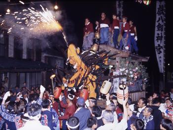 中島祇園祭