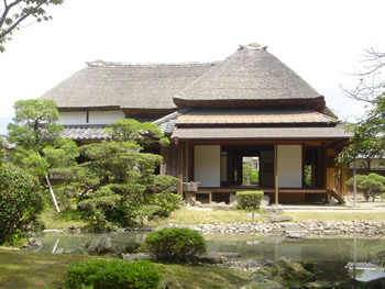 旧戸島家住宅・庭園