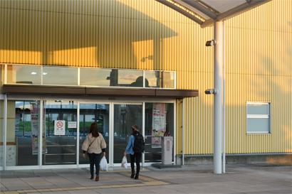 九州新幹線筑後船小屋駅