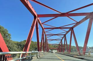 湯辺田瀬高線(県道715号線)