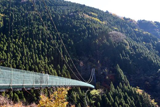 杣の大吊橋