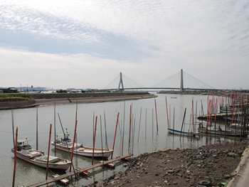 筑後川(河口部)