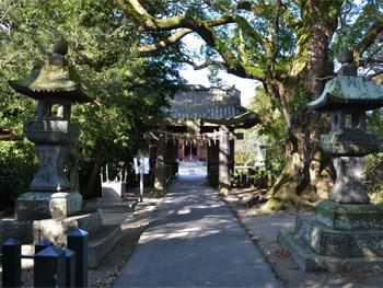 宝満神社(新開能)