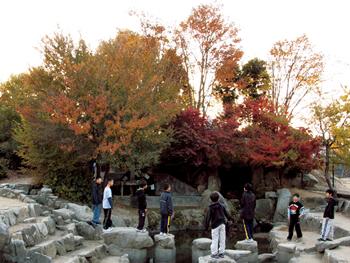 水辺公園(木佐木・大莞小学校)