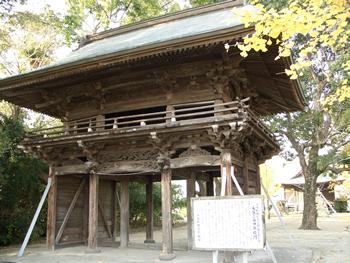 三島神社楼門
