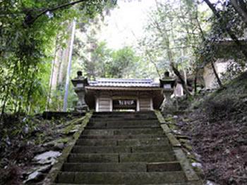 室山熊野神社