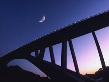 上陽の朧大橋